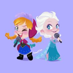 Image uploaded by Find images and videos about frozen, sister and disney princess on We Heart It - the app to get lost in what you love. Frozen Disney, Frozen Movie, Kawaii Disney, Disney Art, Disney Pixar, Disney Girls, Frozen Fan Art, Princess Pictures, Walt Disney Animation Studios