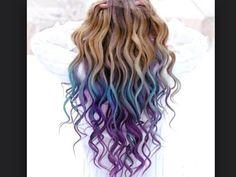 Want this hair :D