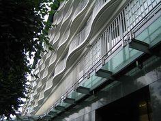 Außenansicht Hotel Le Méridien Hamburg