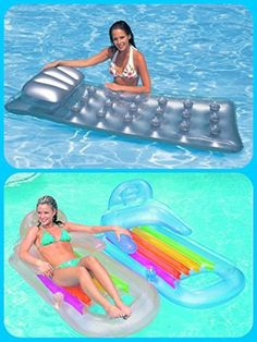 Intex King Kool Lounge + Intex Silver 18 Pocket Suntanner Inflatable Pool Float Lounger - For Adults Only - Combo Value Pack Intex http://www.amazon.com/dp/B00WL773KU/ref=cm_sw_r_pi_dp_-PY4vb03QWWT2
