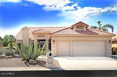 SOLD - by The Kolb Team - UNDER CONTRACT in 3 days! 25609 Burnaby Sun Lakes Palo Verde! #soldhomesbythekolbteam