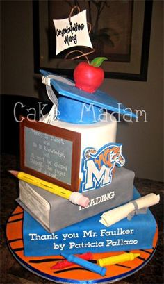 Idea For Bday Cake For College Students