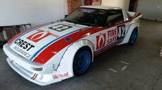 Wow! Sport Cars, Race Cars, Mitsubishi Ralliart, Rx7, Car Advertising, Wide Body, Indy Cars, Japanese Cars, Body Mods