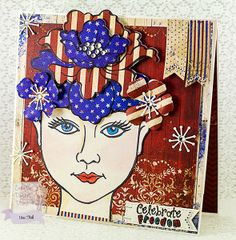 A Mermaid's Crafts: Craftin Desert Divas May Stamp Release Blog Hop!! ~ indymermaid.blogspot.com