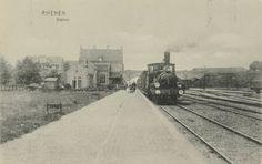 Station Rhenen (jaartal: 1900 tot 1910) - Foto's SERC