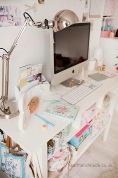 the crafty desk & fairly cath kidston storage