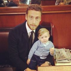 Claudio Marchisio – Italy | 24 Ridiculously Hot Soccer Dads That Will Make Your Uterus Explode