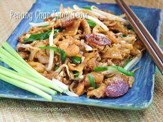A taste of memories -- Echo's Kitchen: Penang Char Kuey Teow