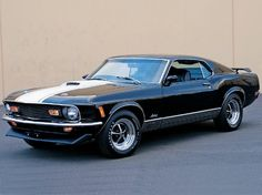 """1970 Ford """"Mach 1"""" Mustang"""