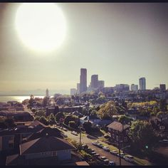 City of Seattle in Washington. ohhhh... Where do I begin? the restaurants, the music, the shopping!?!? all good! just give yourself a day or two to just go where you heart tells you to!!