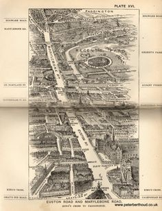 In 1880 Herbert Fry published London a handbook for Victorian visitors. The popular book ran to many editions. A major factor for its success being the inclusion of twenty illustrations providing: &ld Victorian London, Vintage London, Victorian Era, London Map, Old London, London Blog, London History, British History, Tudor History