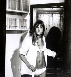 The Hottest Summer Movie Fashion Moments Ever - Jane Birkin in La Piscine