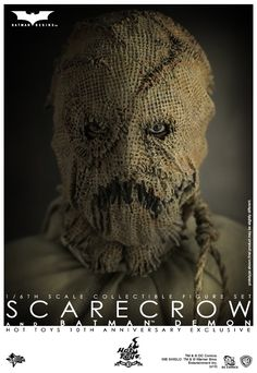 scarecrow batman begins - Google Search