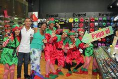 Los DUENDES siguen regalando compras !!! Ayer estuvieron en la TIENDA #EVACOL y pagaron la compra de la Señora Beatriz Contreras Zapata!  El próximo puedes ser tú !  Feliz Navidad les desea Alamedas Centro Comercial #Piensaenti