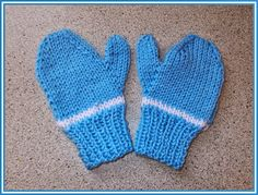 Its getting to that time of year again ~ when little fingers need mittens to keep them...