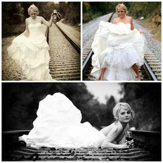 Trash the Dress by Sullivan Photography