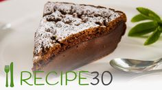 Chocolate Custard Cake - Easy Meals with Video Recipes by Chef Joel Mielle - Magic Chocolate, Chocolate Custard, Chocolate Recipes, Chocolate Cake, Magic Custard Cake, Cake Recipes, Dessert Recipes, Diet Desserts, Recipe 30
