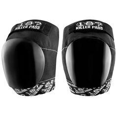 Roller Derby Gear   Pro Knee Pads   187 Killer Pads   www.discountskatewear.com