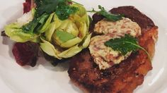Tom Kitchin's Burns Night supper, steak