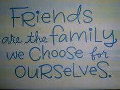 True Friends Quote