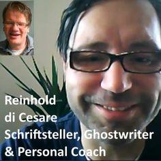 Reinhold di Cesare - Schriftsteller, Ghostwriter & Personal Coach