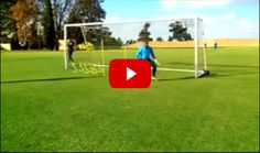 This goalkeeper training is a great drill for Goalkeepers that help improving different points, but focusing on explosive movement and fast reactions.