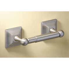 This one is nice too. Toilet Paper Holder - Meridian Collection by Gatco
