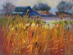 Pat Meras Pastel Art: FEATURED ARTIST AT FULL MOON ART GALLERY