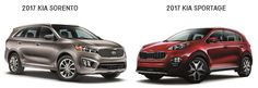 Kia is at the top of their game, so we're putting their two SUV models to the test. Check out how the Kia Sportage and Kia Sorento stack up! #Kia #Cars #Automotive