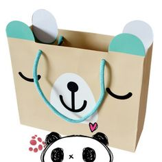 Paper bag for kids store