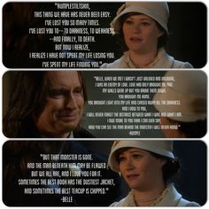 Once Upon A Time Quote S3:22 ...Aww... I loved this scene!