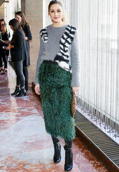 Everyone Is Wearing This Simple Jumper at New York Fashion Week via @WhoWhatWearUK