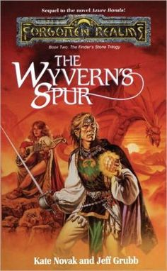 The Wyverns Spur: The Finders Stone Trilogy, Book 2