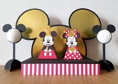 Disney Crafts, Mickey Mouse, Happy Birthday, Lily, Display, Disney Characters, Projects, How To Make, Happy Brithday