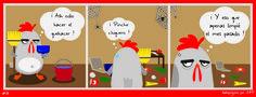 """""""Martes de Recalentado"""" presenta Gallopingüino No. 71 !!! Porque somos bien limpiecitos !!! #GallopinguinoQuotes facebook.com/gallopinguino"""