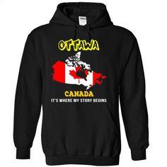 Ottawa, Canada T Shirt, Hoodie, Sweatshirts - hoodie outfit #teeshirt #Tshirt