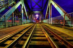 Victoria's Johnson Street Bridge by Brandon Godfrey, via 500px