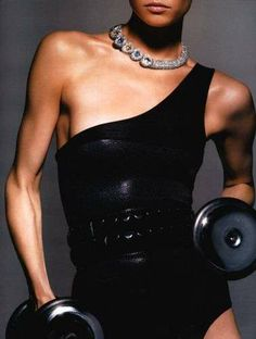 Workout Fashion Editorials. Look good & workout #barreworks http://coachgeary.com/