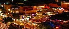 Coconut+Grove+Nightclub | Coconut Grove Shopping Centre at Night