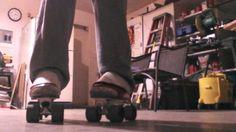 Jam skating 101:  basic shuffle