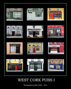 West Cork Poster - Click image above to purchase poster. $20