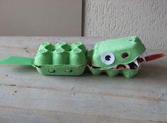 Jeugdsentiment.... er ligt een krokodil onder mijn bed!