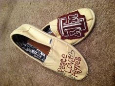 Aggie Toms