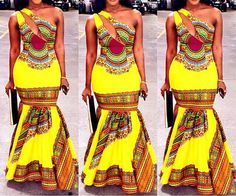 African Dashiki Dress by MsAlaba on Etsy African Dashiki, African Wear, African Attire, African Women, African Style, African Inspired Fashion, African Print Fashion, Africa Fashion, African Prints