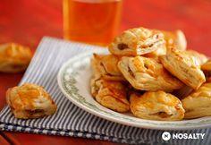 Marhahúsos párnácskák maradékból Naan, Apple Pie, Quinoa, Shrimp, Bread, Chicken, Desserts, Recipes, Food