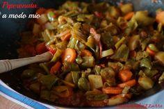 La Cucina di Azzurra: PEPERONATA... A MODO MIO!
