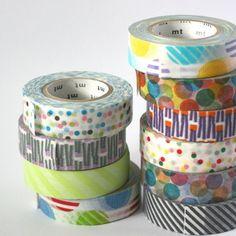 mt washi tape Masking Tape - single roll My Poppet shop