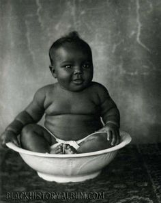 """BABY BOY \ 1920s  From the book """"A True Likeness: The Black South of Richard Samuel Roberts 1920-1936."""" Credit: South Carolina ETV."""
