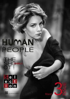 Human People Magazine issue #3