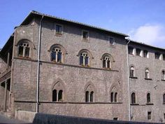 Il Palazzo Farnese a Viterbo